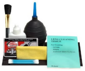 Camera cleaning kit image